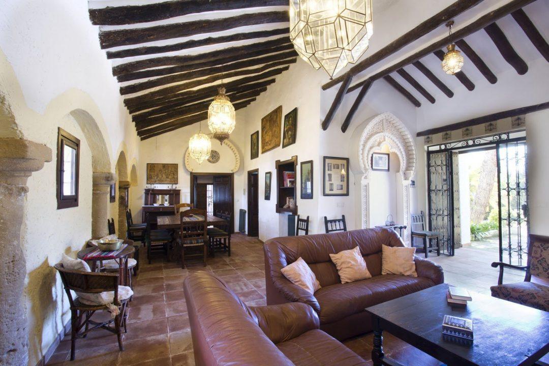 cortijo arabe alquiler - cortijos.com